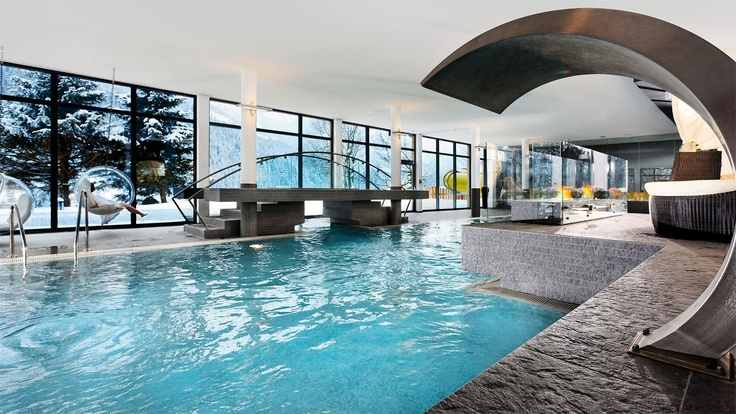 Pin by jules e on dream indoor pool spa leisure complex for Design kinderhotel