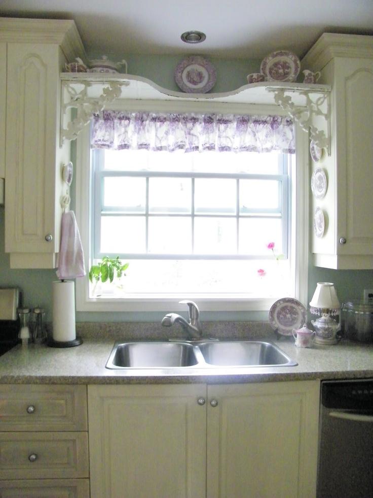 Love This Shelf Above The Sink Kitchen Ideas Pinterest