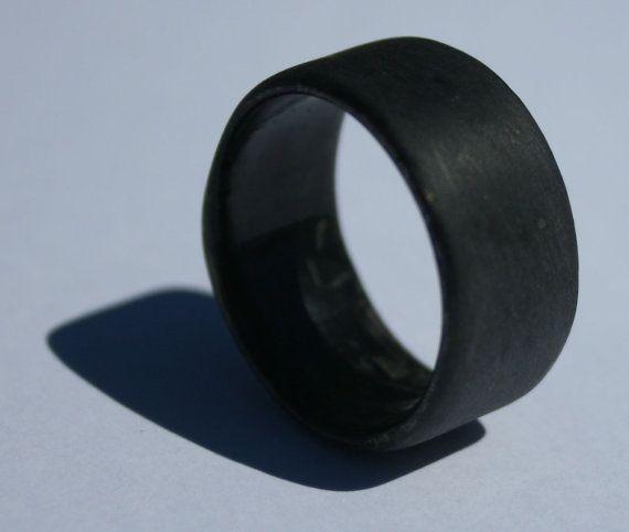 Pure Carbon Fiber Ring Uni Directional