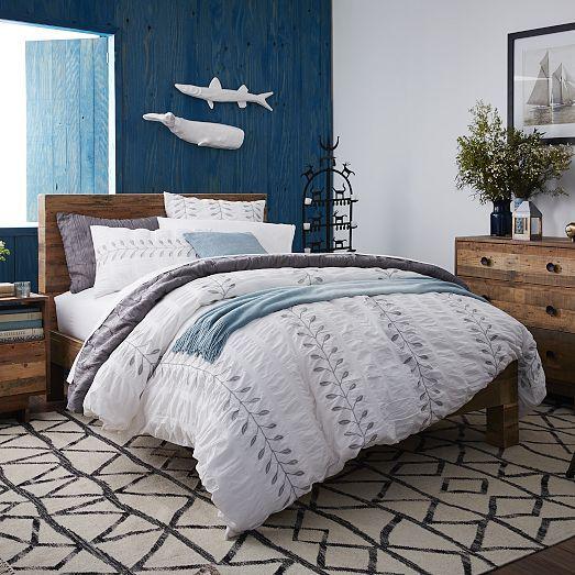 Emmerson bedroom set west elm home decor pinterest for Home decor sets
