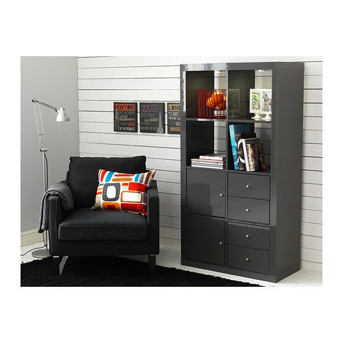 Dressing Table Ikea Hackers ~ EXPEDIT Étagère  brillant gris  IKEA  Home Sweet Home  Pinterest