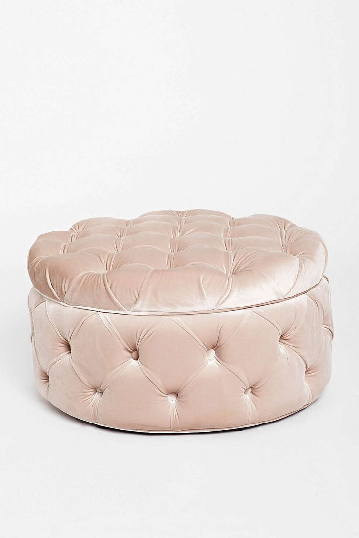 Plum & Bow Ava Large Storage Ottoman - Urban Outfitters