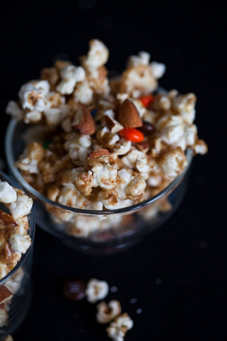 Recipe: Spicy Gooey Almond Popcorn with Chocolate — Recipes from The ...