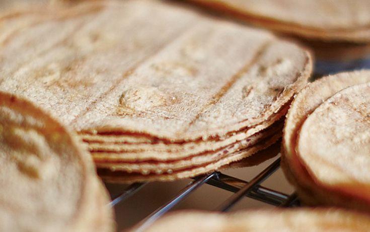 Homemade corn tortilla | food | Pinterest