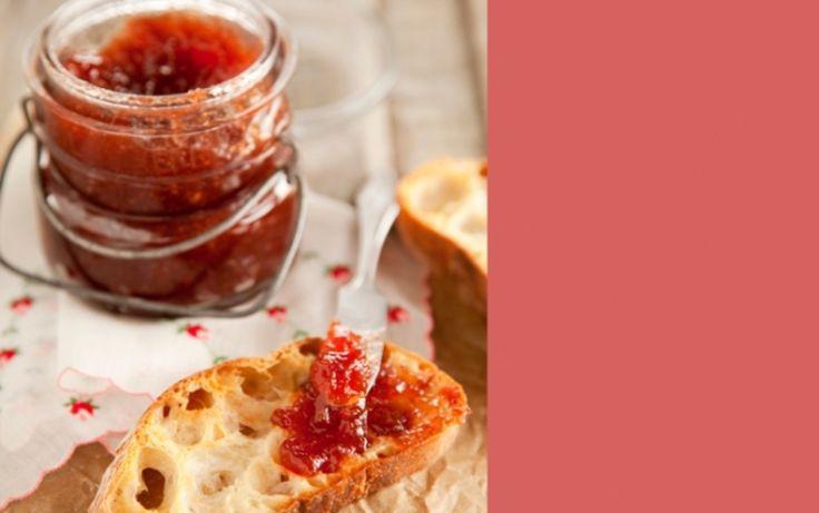 Strawberry Balsamic Jam | Recipes | Pinterest