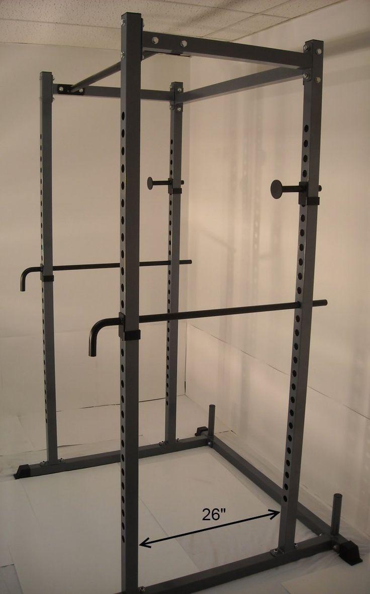 Homemade squat rack car interior design for Homemade squat rack