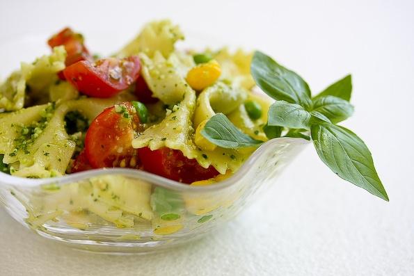 Peanut Pesto and Peas Pasta Salad | Favorite Recipes | Pinterest