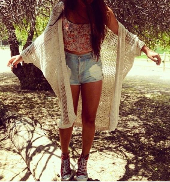 hipster girl fashion summer - photo #10