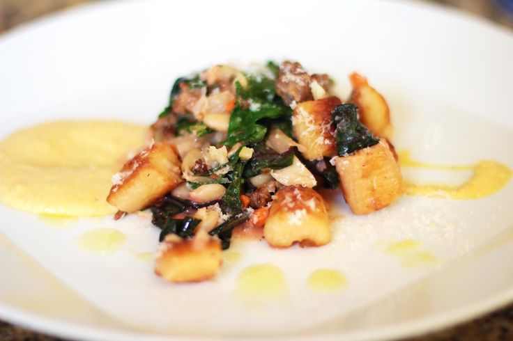 ... at Four Seasons Maui. ENJOY Ricotta Gnocchi with Cannellini Bean Ragu