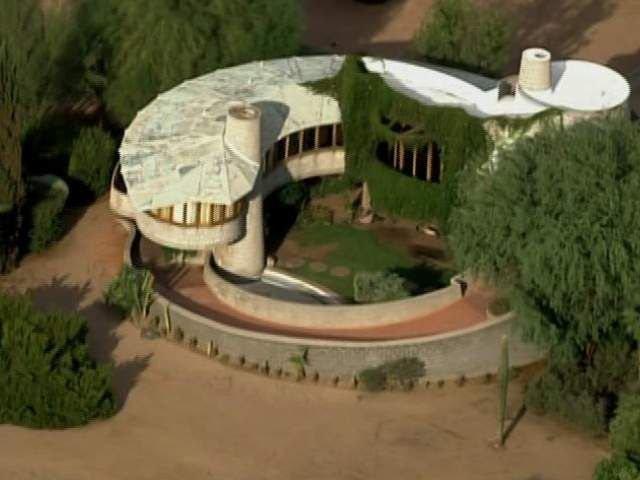 Pin by veronica kaiser on z architecture 2 closed for Cost to build a house in arizona