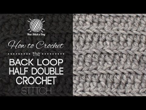 Crochet Stitches Hdc : Pin by Amanda Ross on crochet Pinterest