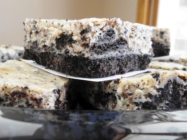 Oreo Cheesecake Bars | Brownies & Bars | Pinterest