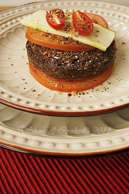 Jamaican Jerk Burger | Raw Recipes | Pinterest