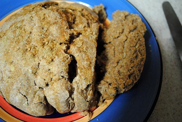 Vegan Maple Oat Bread #agracefultaste | yeast breads and rolls | Pint ...