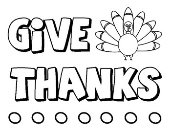 give thanks coloring pages - pin by lynette norris on printables pinterest