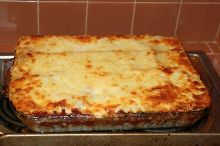 Pioneer Woman Lasagna