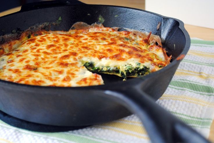 Swiss Chard Frittata | EATS | Pinterest