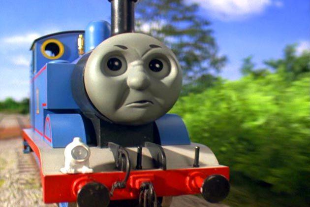 Thomas The Train Face Thomas Train Face