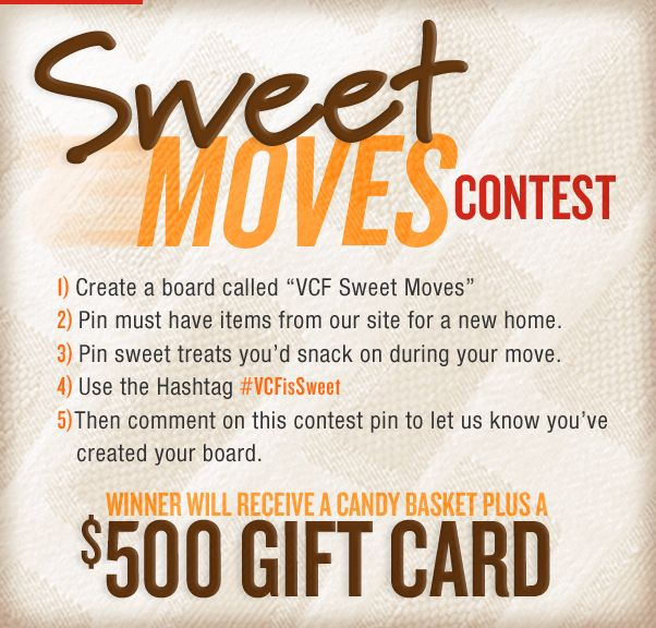 Check out our other sweet #contests on Twitter and Facebook!