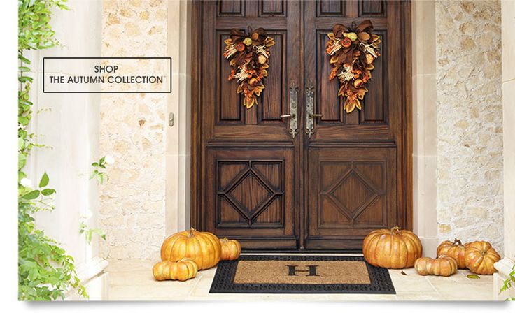 Holiday Fall Home Decor - Horchow