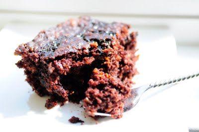 KATIE MADE IT - Homemade Cookin' Made Eas[ier]: Chocolate Oatmeal Cake