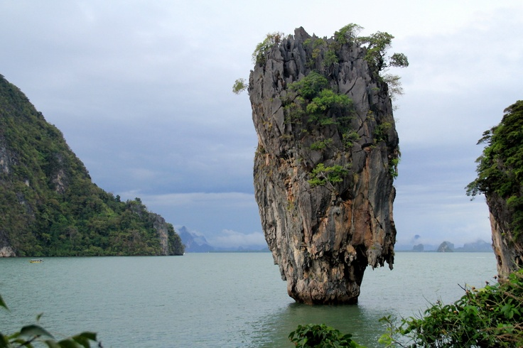 James Bond Island, Thailand   Thailand   Pinterest Jamesbond