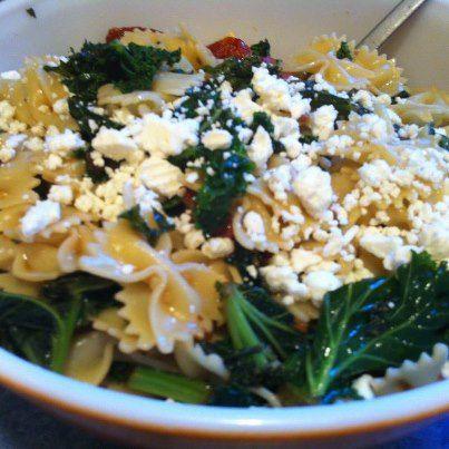 Sausage and kale pasta | Food | Pinterest