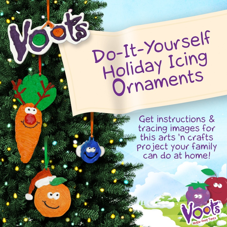 Do it yourself holiday icing ornaments do it yourself for Do it yourself christmas ornaments