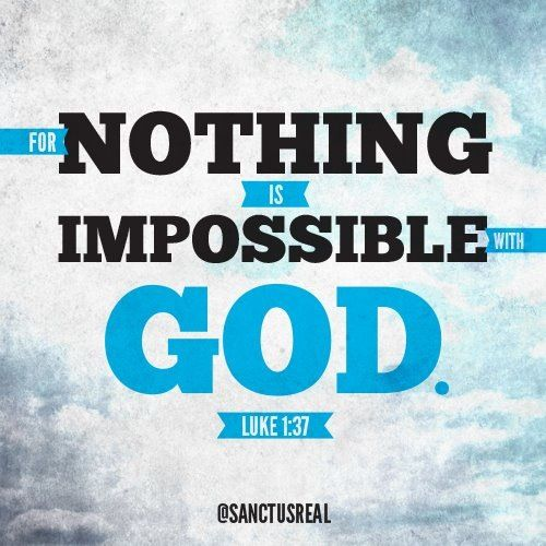 nothing is impossible with god Shop at etsy to find unique and handmade nothing impossible related items directly from  with god, nothing is impossible rustic wooden wall decor sign farmhouse.