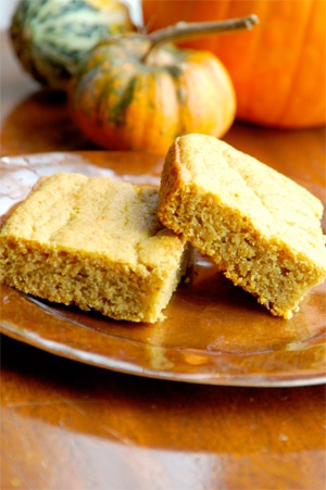 Pumpkin Cornbread | Gluten free recipes, resources, and news. Easy ...