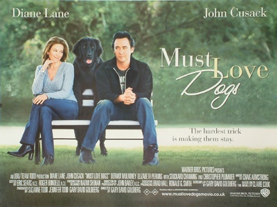 Must love dogs movie quotes