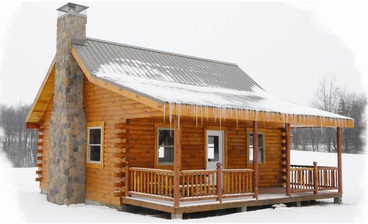 Beautiful Log Cabin Getaway Log Cabins Pinterest