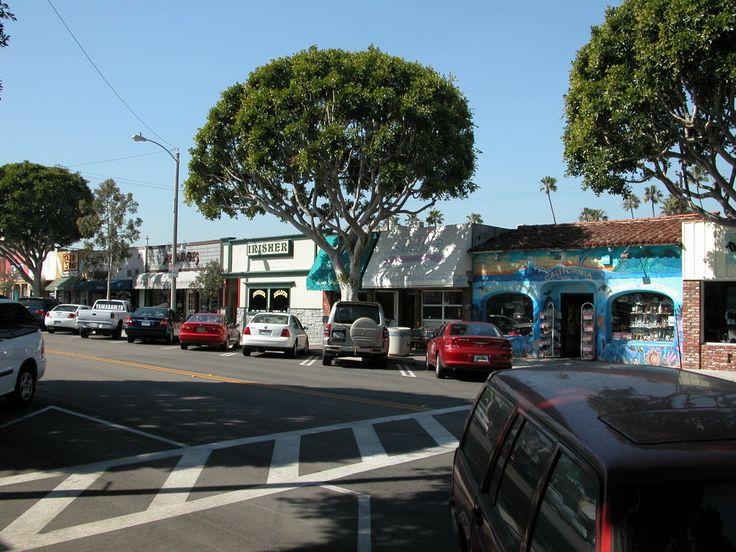 Main Street Seal Beach Ca