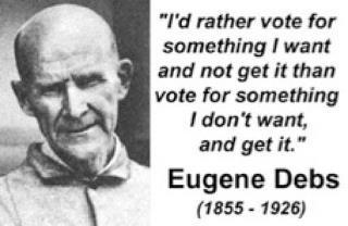 Image result for Eugene Victor Debs Quotes
