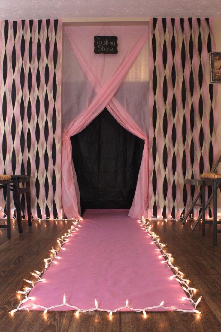 girl valentine party ideas
