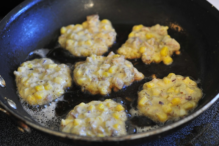 Gluten Free Bacon and Corn Griddle Cakes | Princess Nasty Pants has t ...