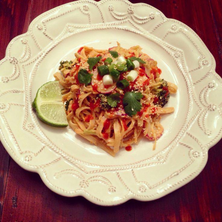 Thai Soba Noodle Bowl Recipes — Dishmaps