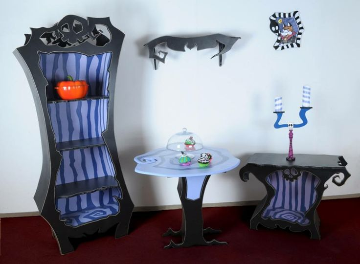 tim burton inspired furniture living room ideas pinterest