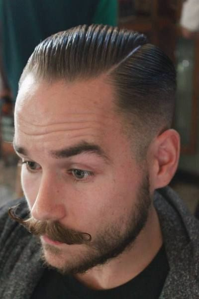 Rockabilly Hairstyle Men Hairstyles Haircuts GlobezHair