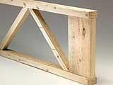 Open Web Wood Floor Joist House Building Pinterest