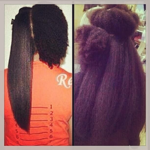Natural Hair With Shrinkage