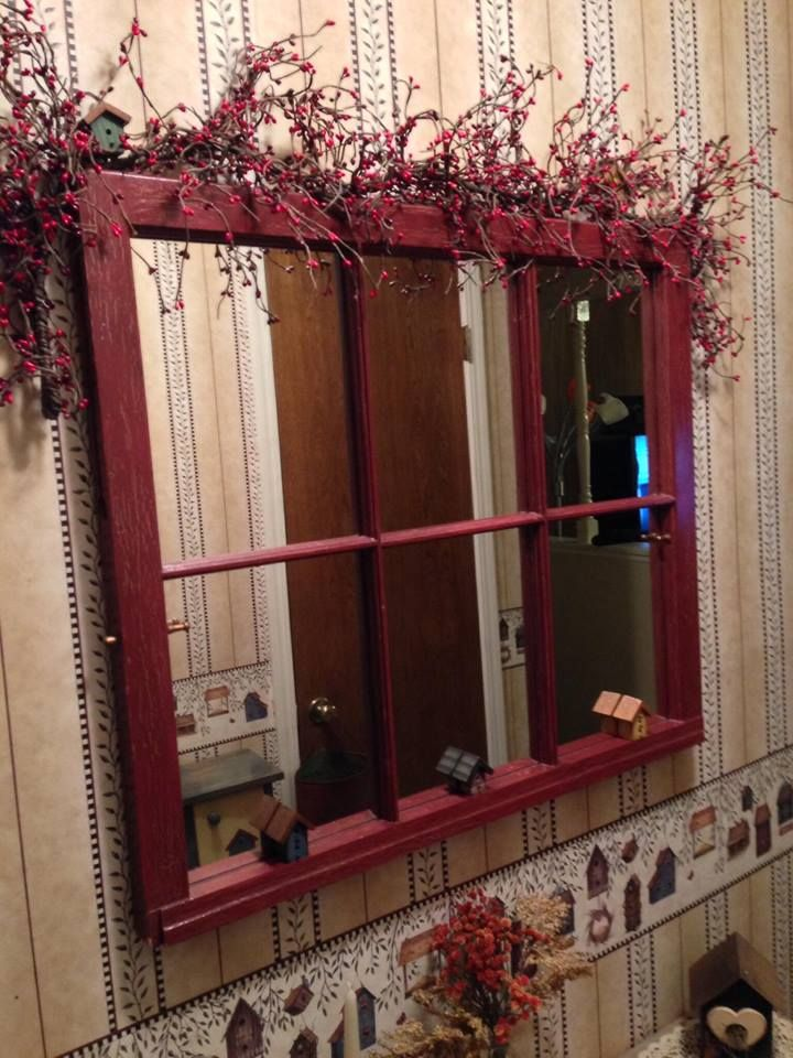 Old window redo craft ideas pinterest for Old window craft projects