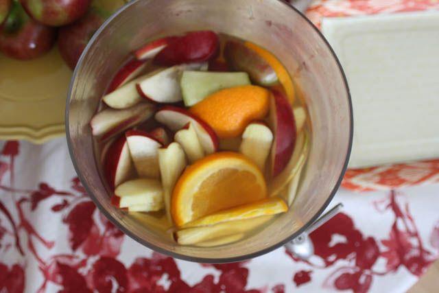 Apple Cider Sangria | LET'S DRINK TO THAT | Pinterest