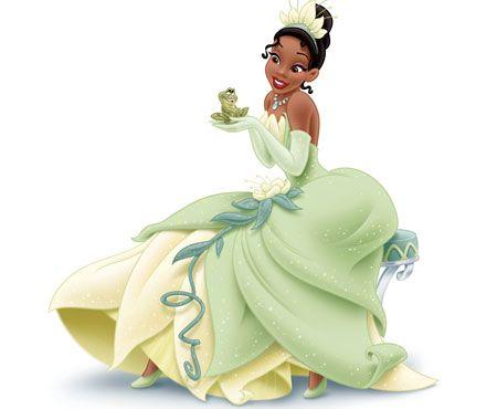 Disney-Inspired Baby Girl Names | Tiana