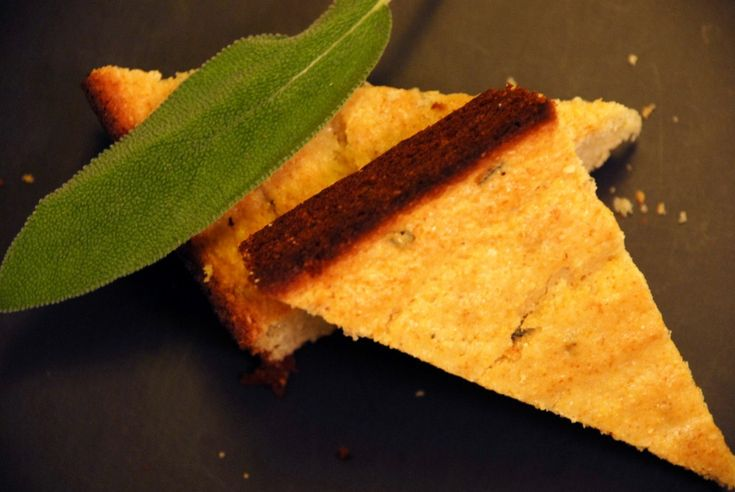 honey sage cornbread | Baking - Cakes, Loafs, and Breads | Pinterest