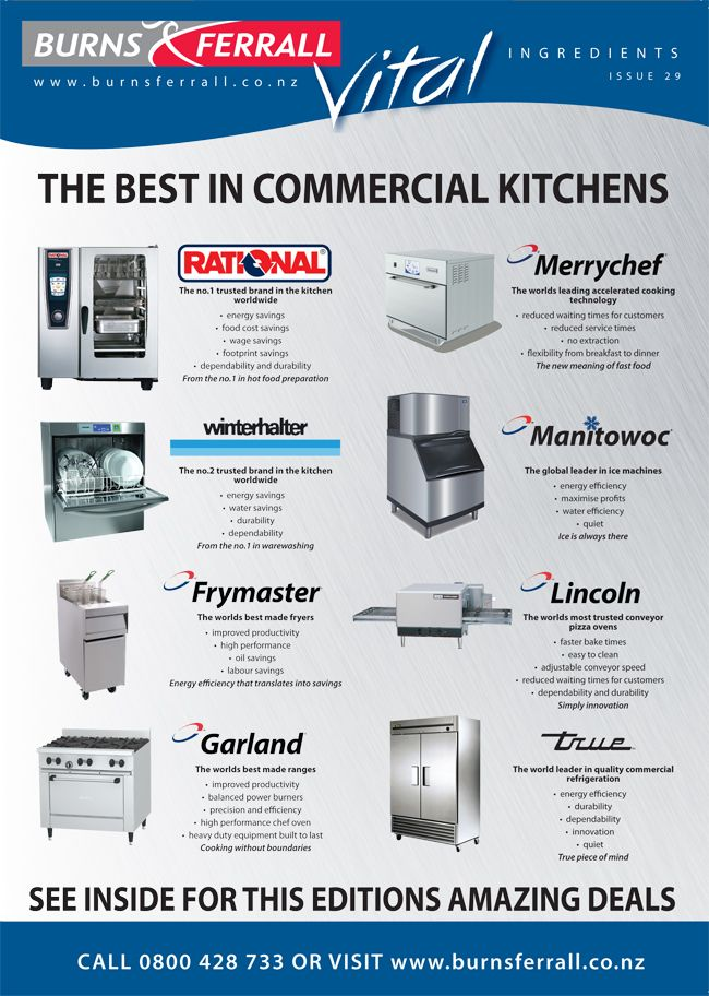 The Best In Commercial Kitchen Commercial Kitchen