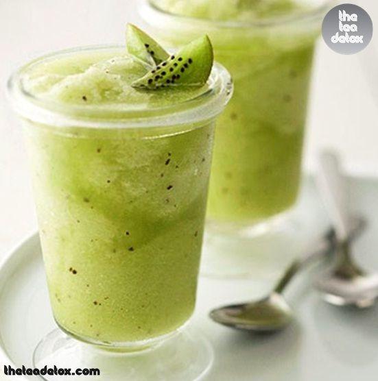 Kiwi Smoothies.. | Health | Pinterest