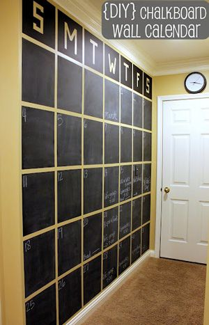 Fun with chalkboard paint: our favorite pins