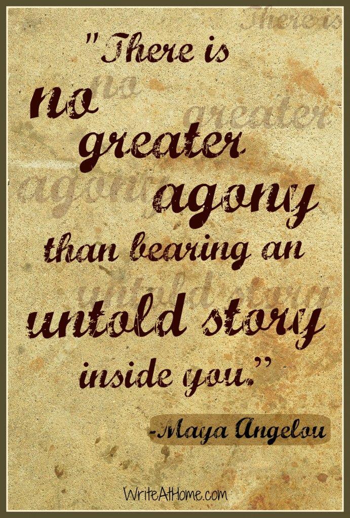 Maya Angelou at EssayPedia.com
