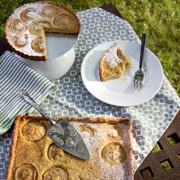 Brown Butter Apple Tart   Baking   Pinterest